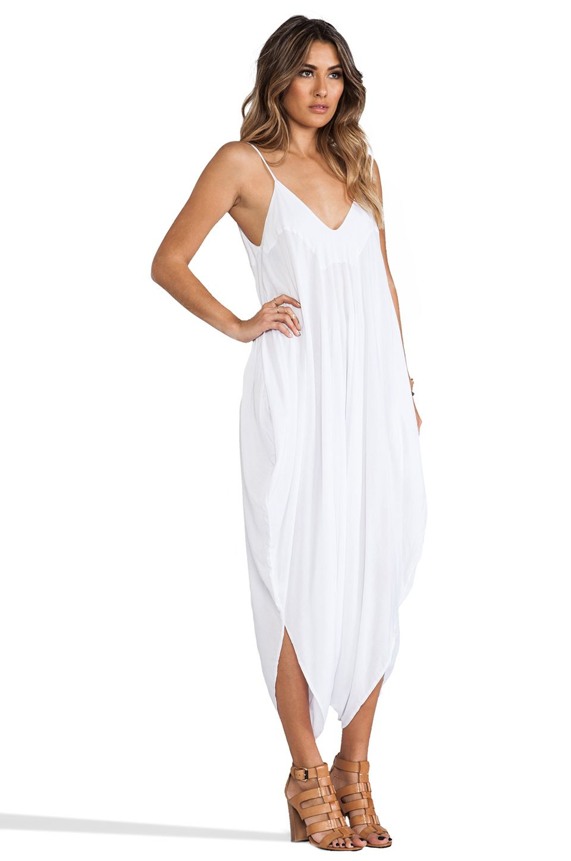 74b699fe65b7 Indah Ivory 2 Low Back Harem Jumpsuit in White