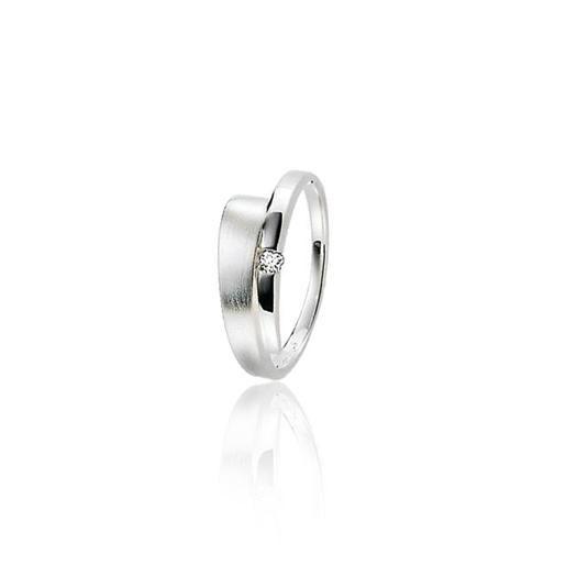 Zilveren damesring | Juwelier Goudsmid Ooms