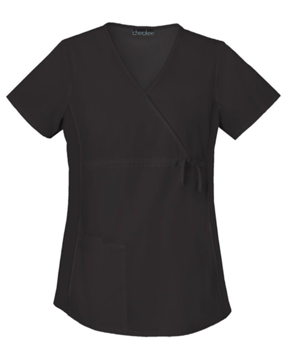 Flex-i-bles Maternity Wrap Top