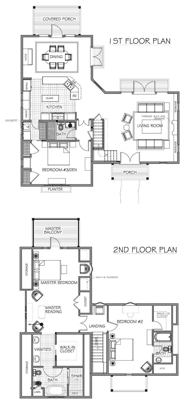 Old english cottages house plans house design plans for Old english cottage house plans
