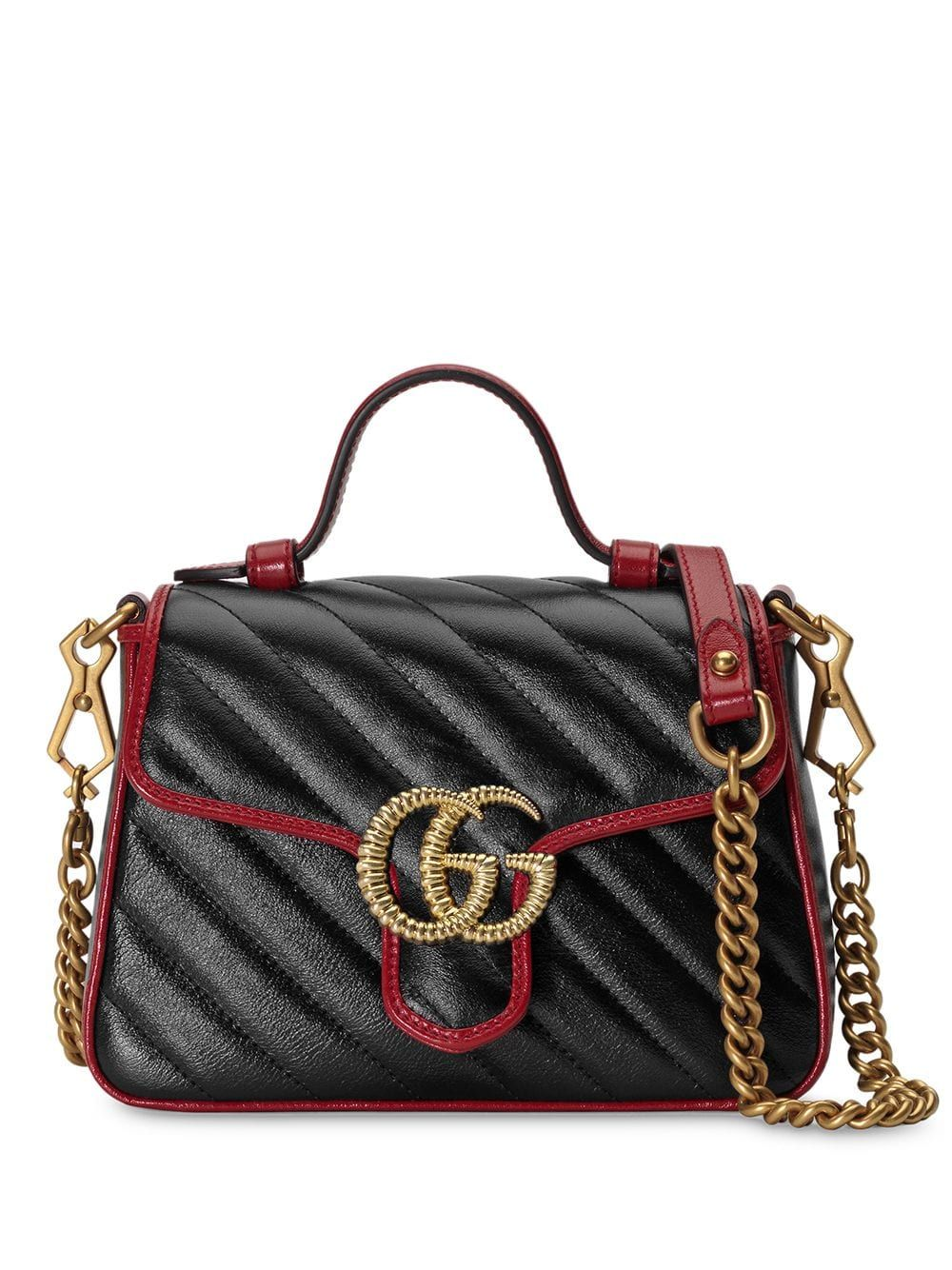 Photo of Gucci GG Marmont Shoulder Bag  – Farfetch