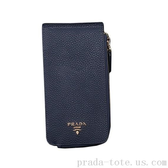 2761082bde59 Discount  Prada Saffiano Leather Business Card Holder Outlet store ...