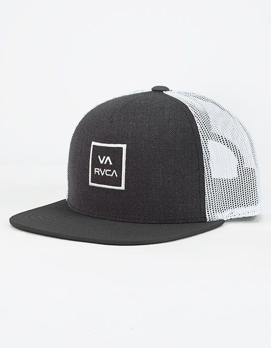 RVCA Boys Big Boys Boys Twill Snapback Hat