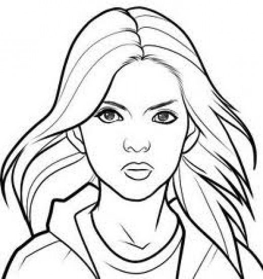 The Hunger Games Coloring Pages For Kids | H's Hunger ...