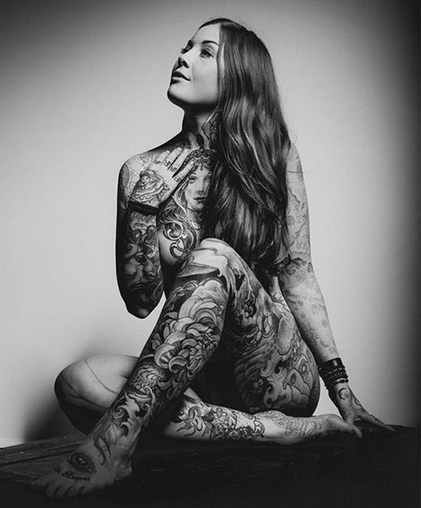 Tatto Body Inside Tattoo Ideas By Kerry Mitchell: Top 50 Full Body Tattoo Designs For Men And Women