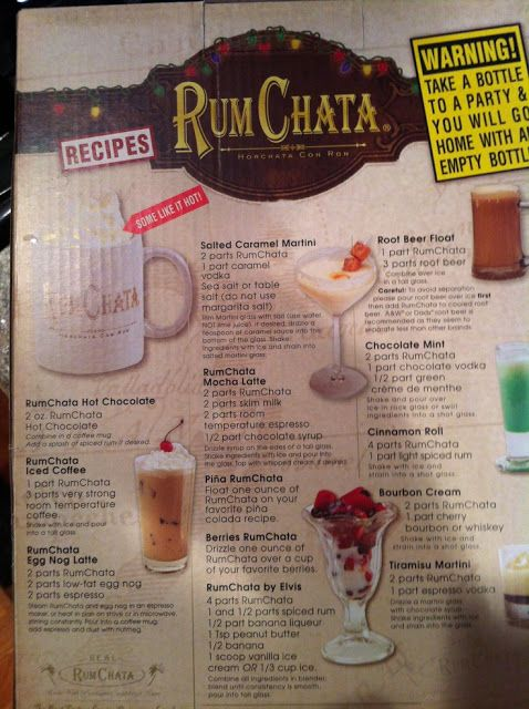 25 rumchata recipes to change your life   RUM CHATA DRINKS & RECIPES