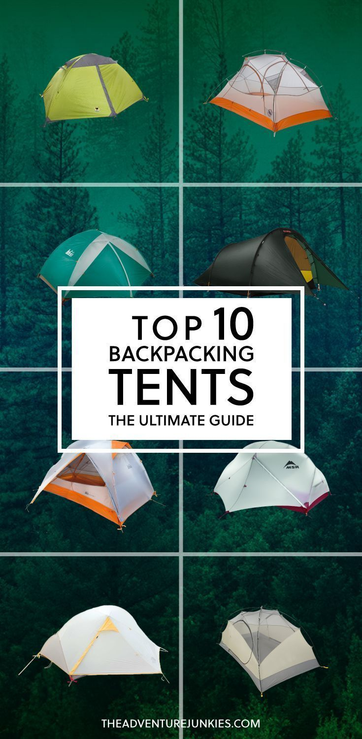 Photo of Best Backpacking Tents of 2019