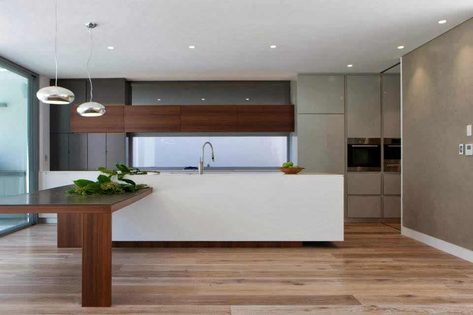 superb Kitchen Bench Designs #7: Think an island bench is just one long solid rectangle? Think again, says  Shaynna Blaze. These creative kitchens show just how far island bench  designs have ...
