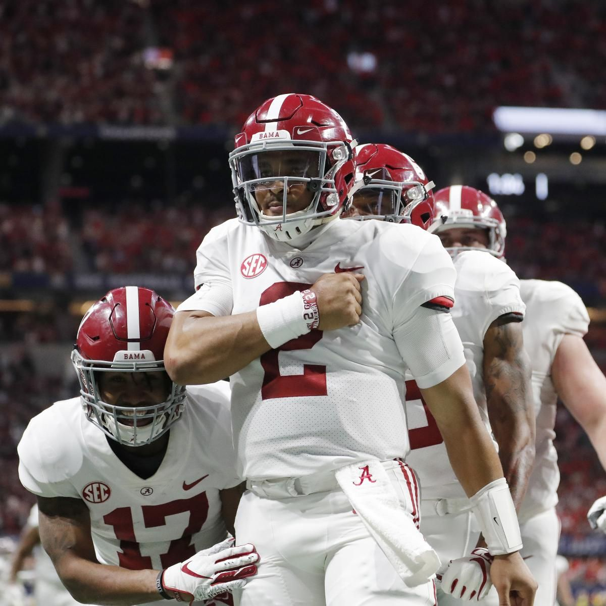 Final College Football Playoff Projections Pairings For Every