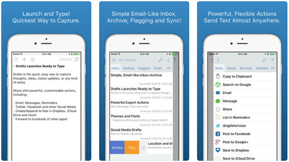 40 Top Productivity Apps for iPhone (2020 Updated