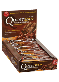Questbar Chocolate Brownie By Quest Nutrition Buy Questbar