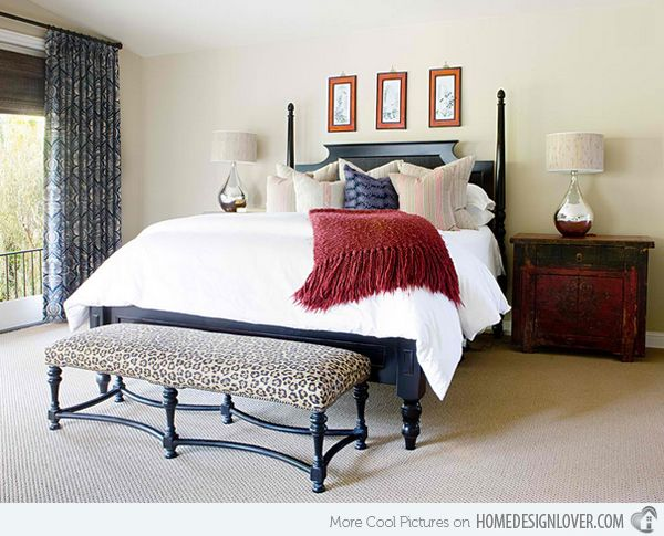 15 Lovely Bedrooms With Leopard Accents Home Design Lover Modern Bedroom Design Bedroom Design Modern Bedroom Lovely bedrooms with leopard accents