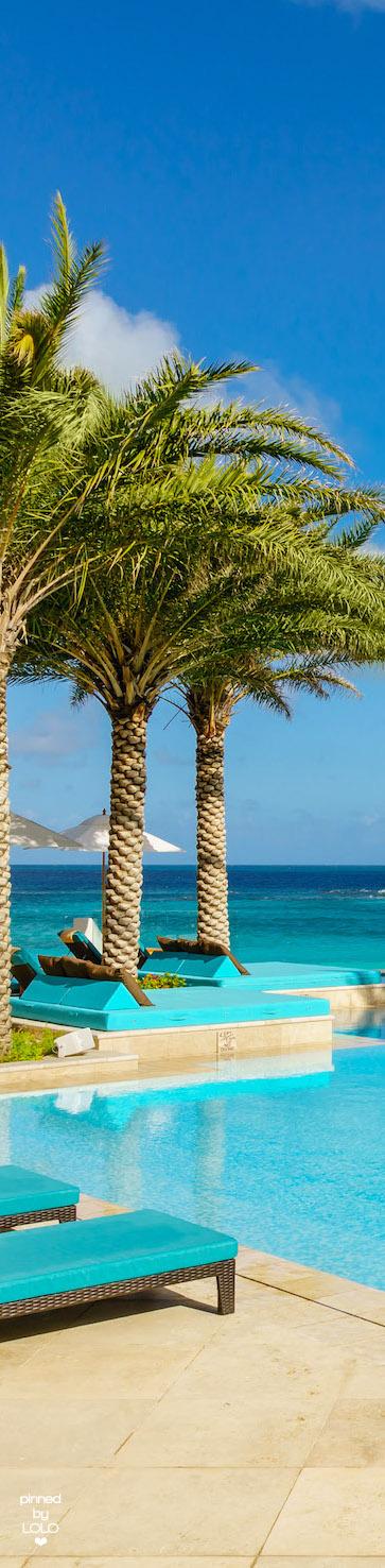 Zemi Beach House Resort Pool Anguilla | LOLO❤︎