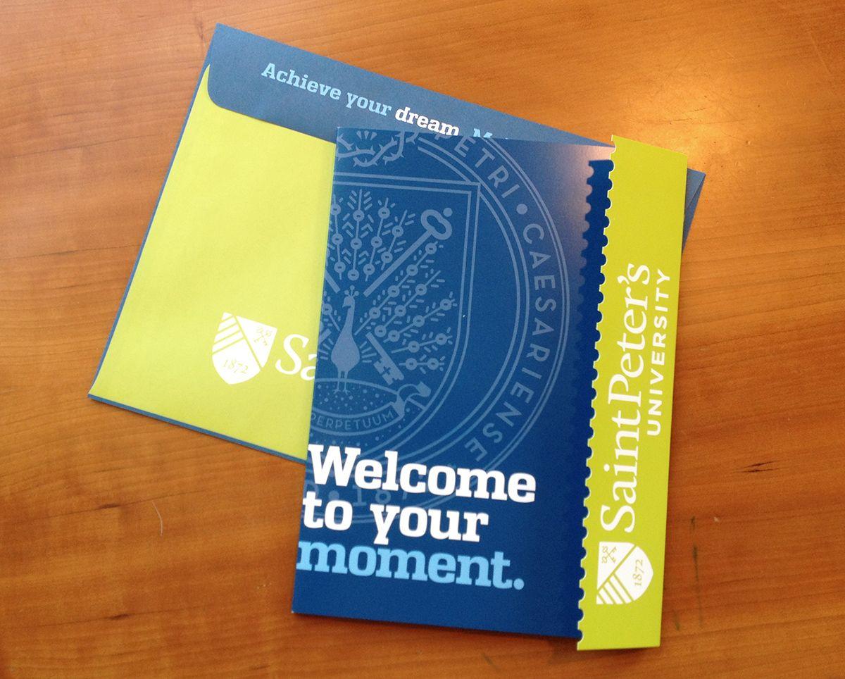 saint peter u2019s university 2013 acceptance package