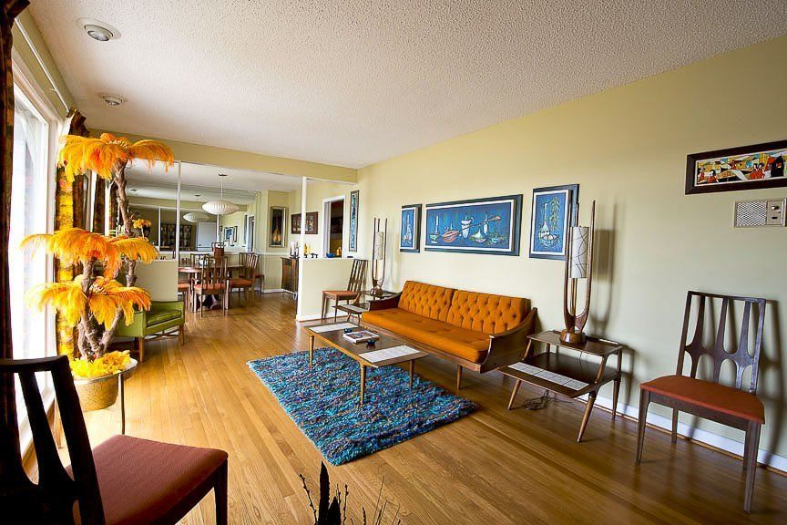 Terrific Karens Mid Century Modern Nashville Home In 2019 Sofa Ncnpc Chair Design For Home Ncnpcorg