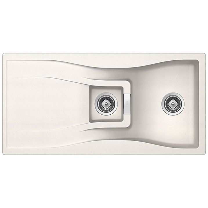 Buy Schock Waterfall 1.5 Bowl Kitchen Sink, Polaris Online at ...