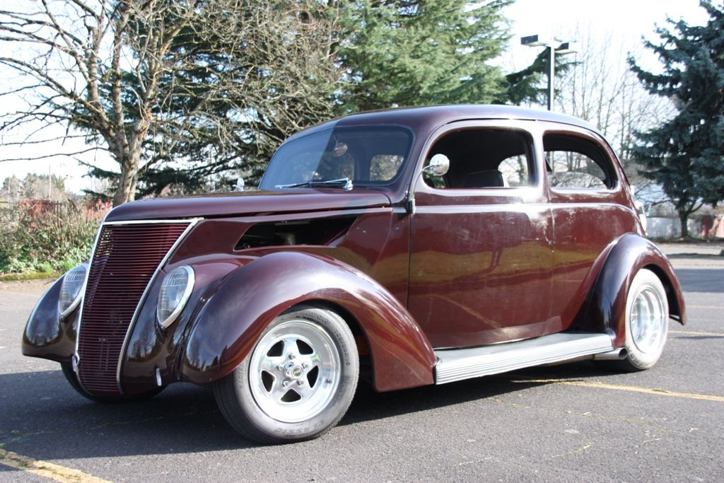 1937 Ford Slant Back Sedan For Sale | All Collector Cars...Re-pin ...
