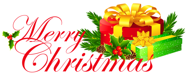 transparent merry christmas with presents png clipart christmas rh pinterest co uk merry christmas clipart words children merry christmas clip art religious