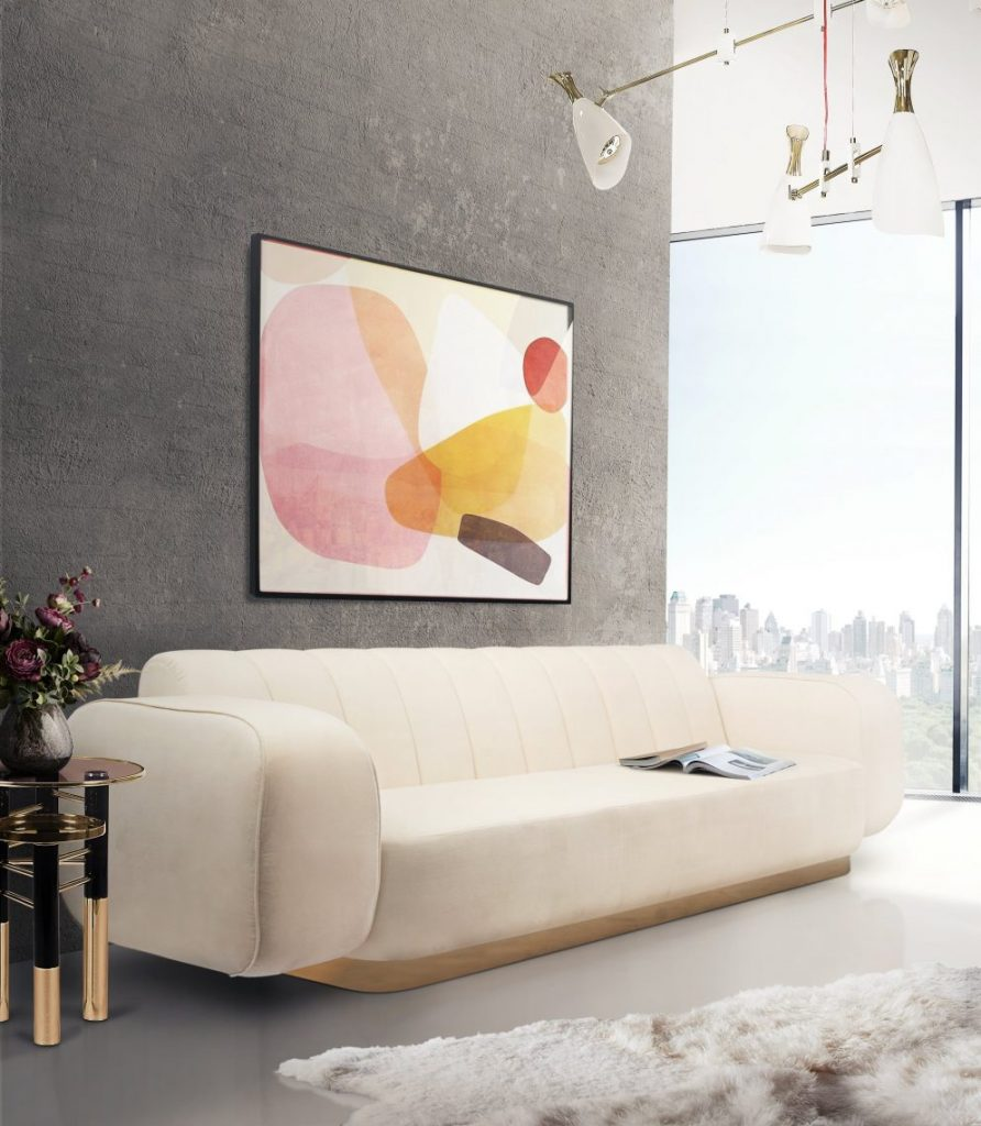 Novak Sofa In 2020 Sofa Inspiration Mid Century Furniture