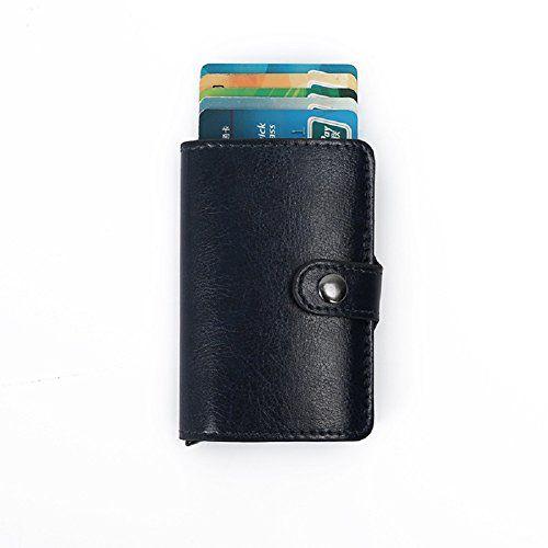 Artmi Credit Card Holder Rfid Aluminum Business Card Holder
