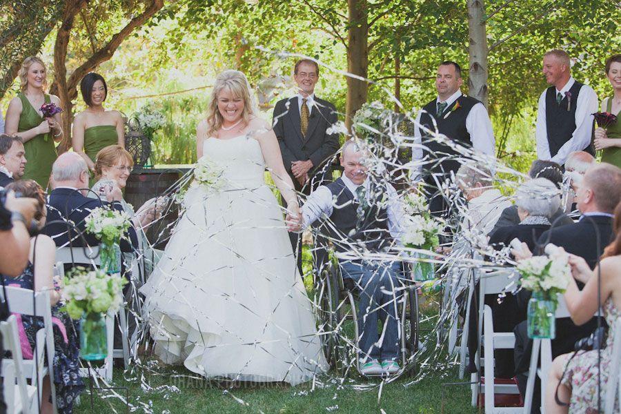 pop out wedding streamers httpwwwwiltoncom