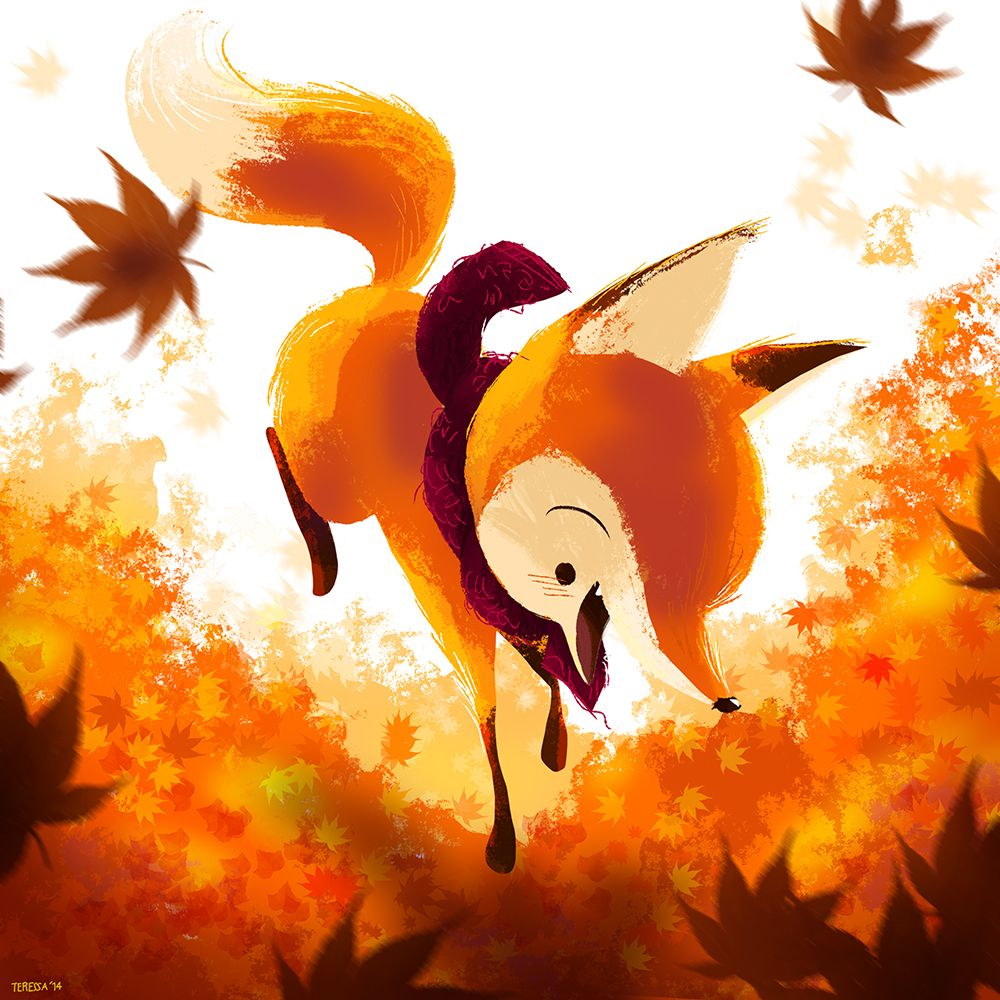 : Foxes series for the second week of victoriaying...