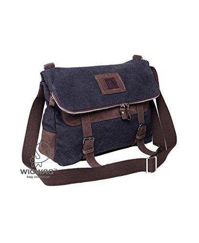 aa6b35398ea7 Canvas leather convertible bag mens crossbody bag canvas backpack      Details can be found