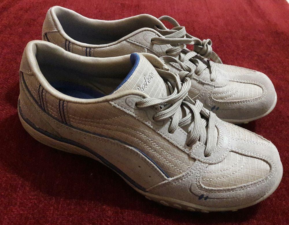 f21e4228eca5 Skechers Sport Women s Just Relax Fashion Sneaker Relaxed Fit Memory Foam  Size 6  Skechers  FashionSneakers