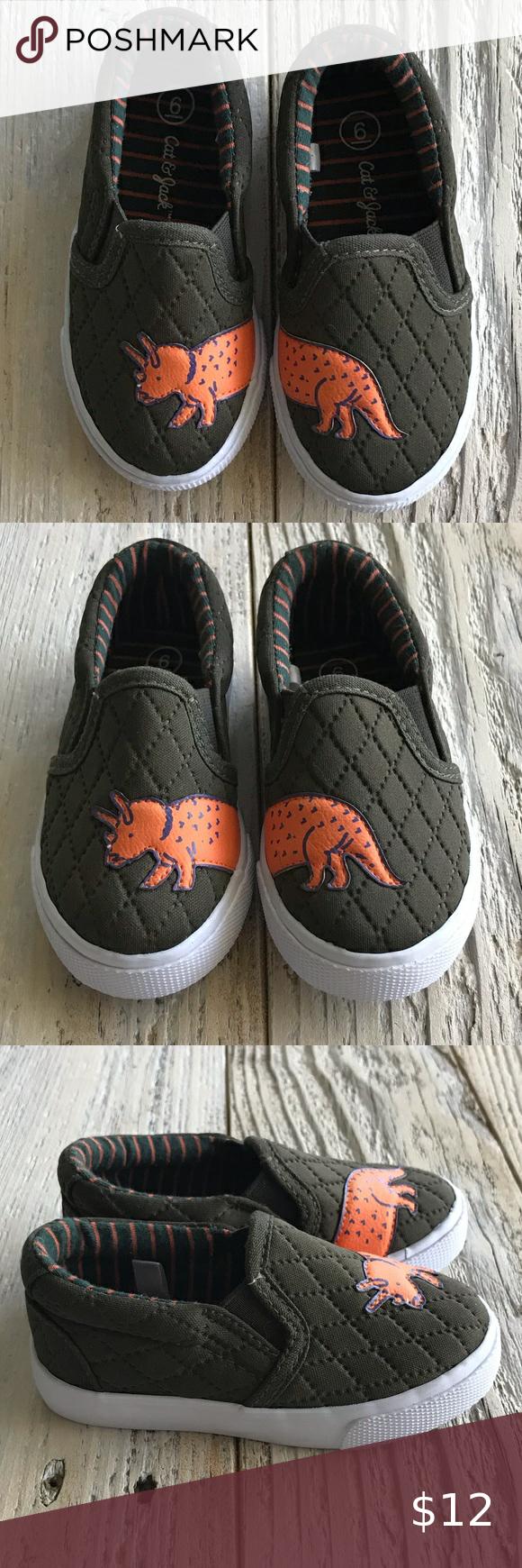 never worn Cat \u0026 Jack sneakers