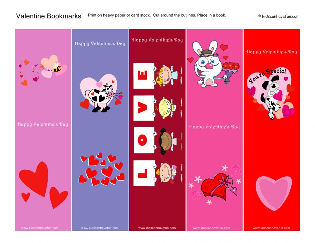 San Valentín de los marcadores