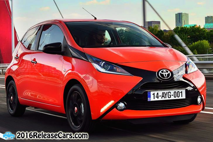 2015 Toyota Aygo Review, Design, Specs, Release Date