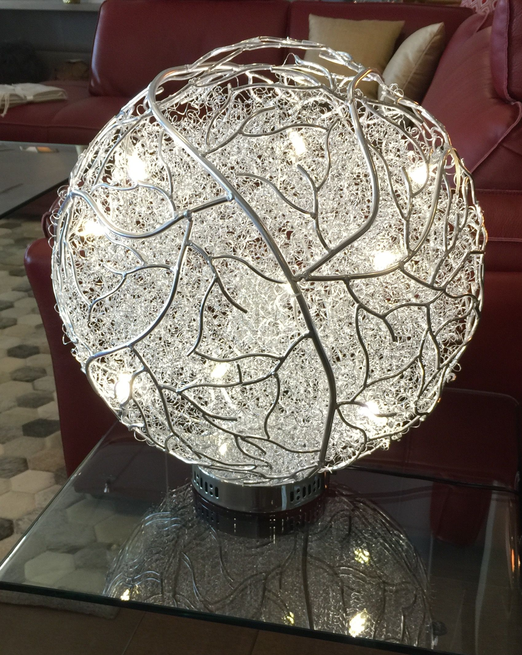 Arclite LED Sphere Scandinavia Inc Metairie New Orleans Louisiana Contemporary  Modern Furniture