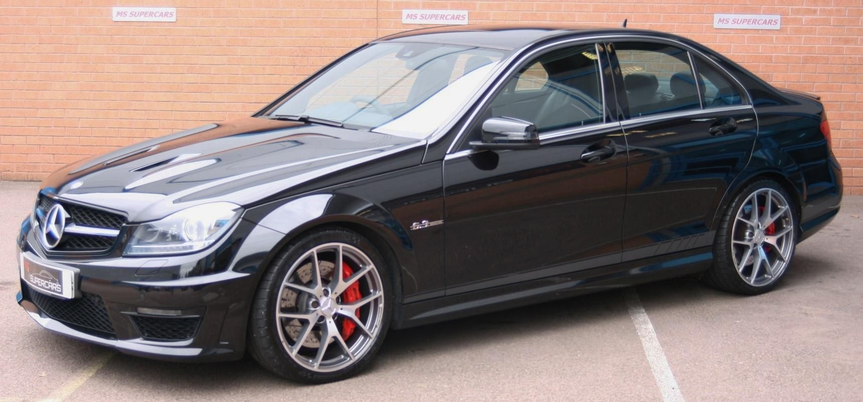 Used 2013 Mercedes Benz Amg C63 Amg Edition For Sale In Lincoln