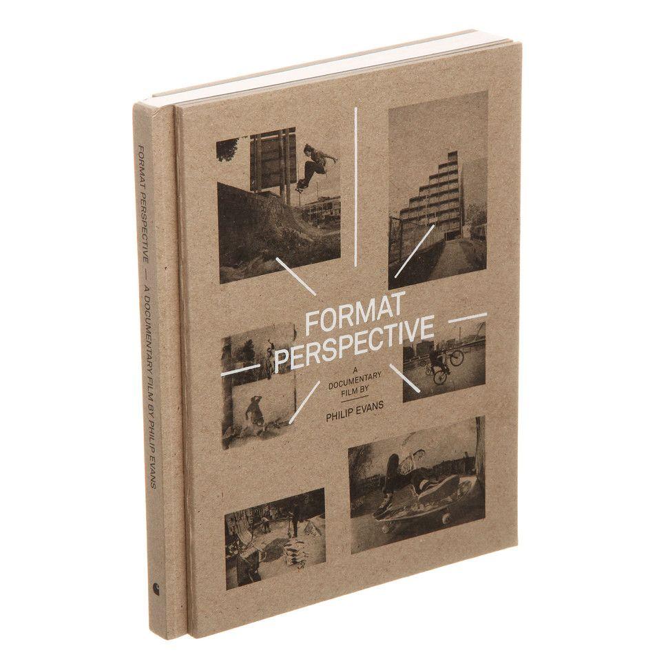 BUCH_ Carhartt WIP - Format Perspective Book/DVD