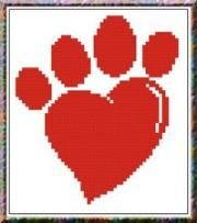 DOGS LOVE by Alessandra Adelaide Needleworks