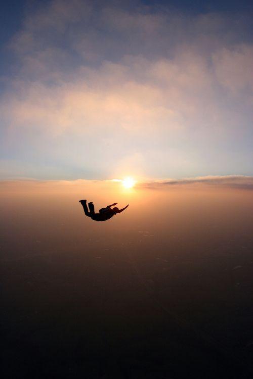 Pin De Kelly Rejane Em Fotografia Salto De Paraquedas