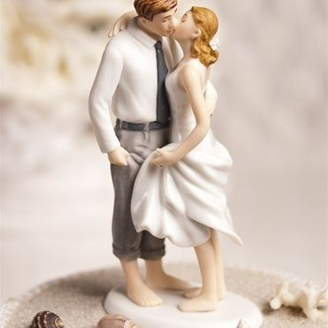 """Beach Get Away"" Cake Topper"