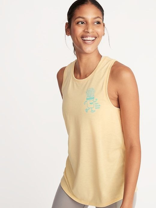 4c0ee33c754 Graphic Performance Muscle Tank for Women in 2019 | Products ...