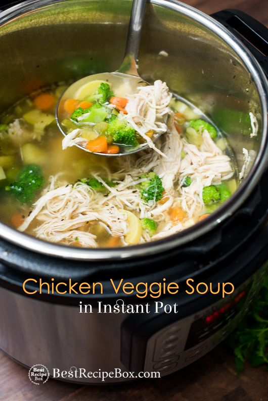 How to make instant coffee in a pot chicken broth with whole