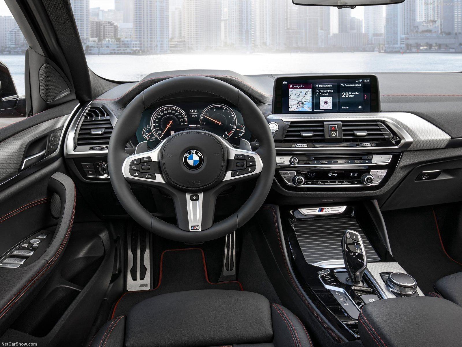 Modern Ui Design Of Automotive Hmi Auto Dashboards Apps Bmw X4