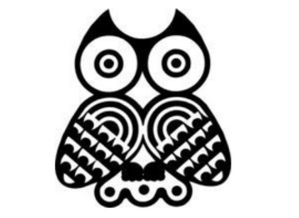 Native American Owl Symbols Pictures Art Pinterest Symbols