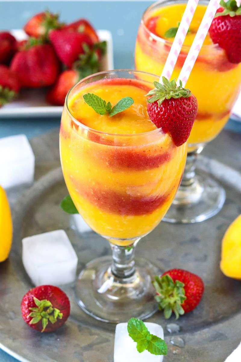 Best 20 Flavorful Drinks Cocktails With Mangoes Food And 400 x 300