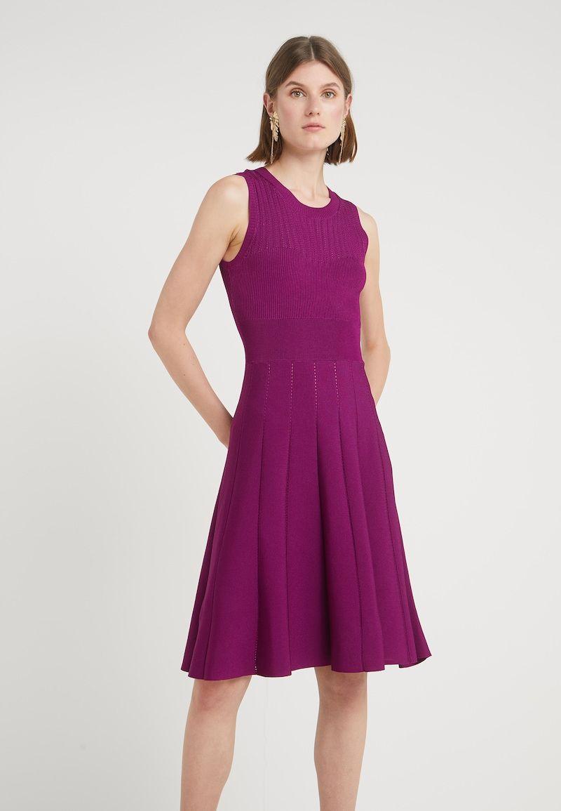 Indosso Abito Jumper Dress Purple Zalando Co Uk In 2020 Jumper Dress Dresses Purple Dress