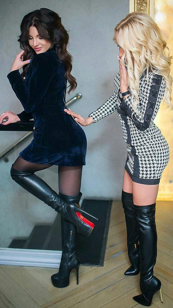 Malemaids Favorits | Кожаные сапоги | Boots, Sexy boots ...