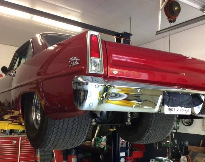 Chevy Ii Nova With Images Classic Cars Trucks Hot Rods Chevy