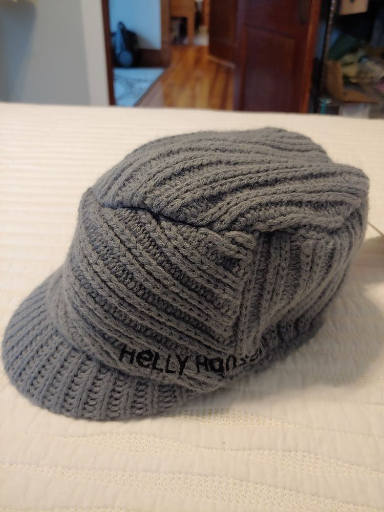 069d553bed3 Helly Hansen Knit Cap - Unisex - Standard Size - Gray Blue  fashion   clothing  shoes  accessories  mensaccessories  hats (ebay link)