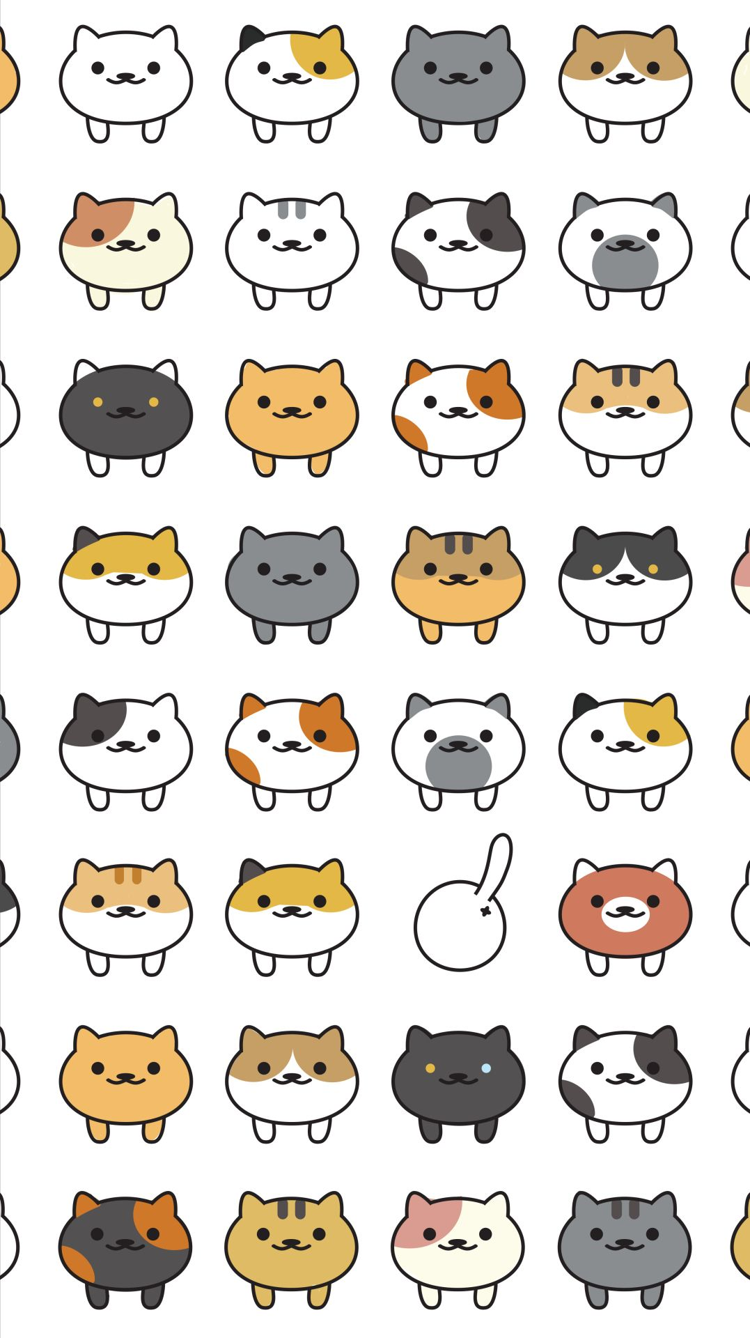 Simple Cat Wallpaper For Your Phone - 028a05044a75406f73a19fca2d15f2ec  Gallery_659679 .jpg
