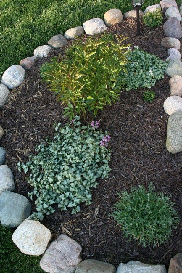 Borders For Small Flower Gardens Small House Garden Design