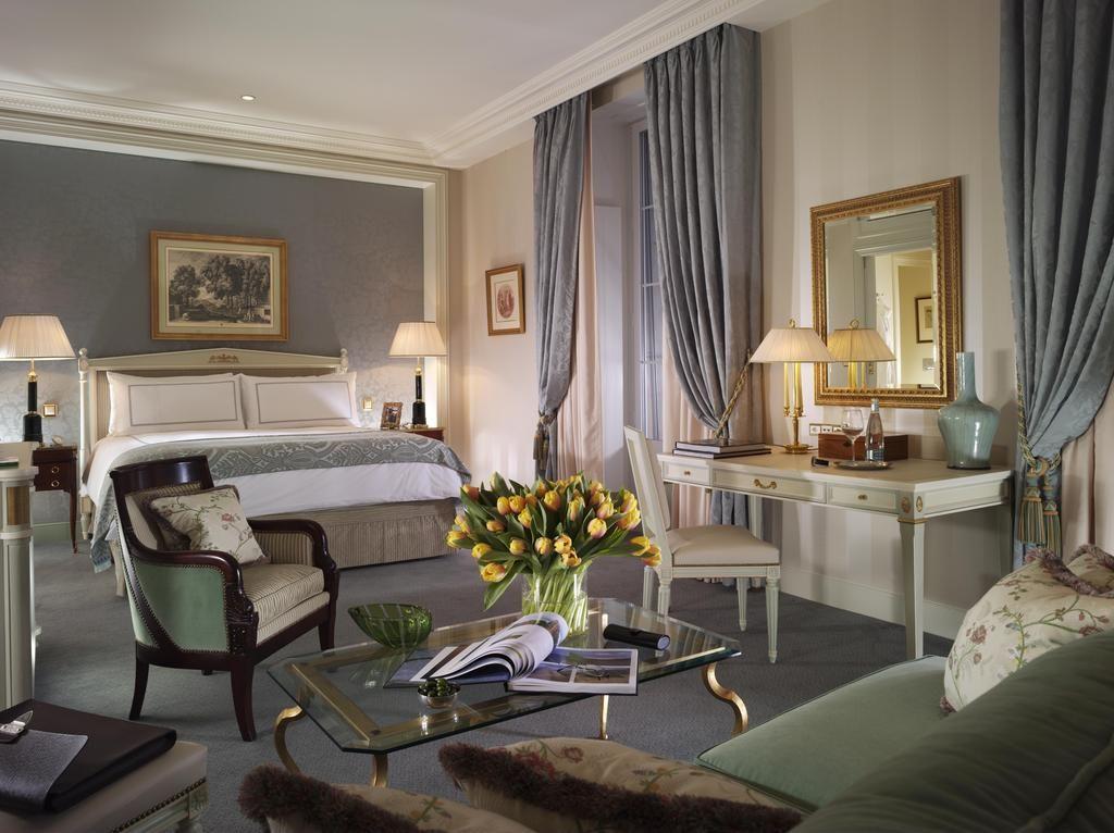 Four seasons hotel des bergues geneva switzerland for Design hotel geneva