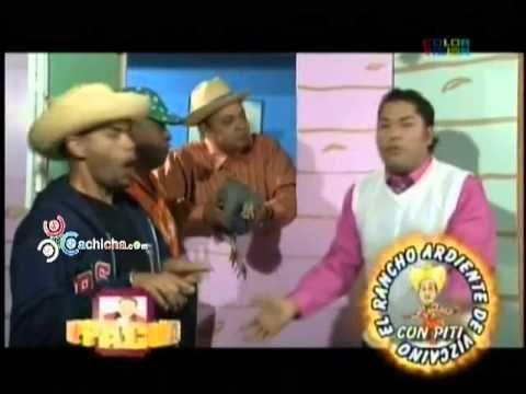 El Rancho Ardiente de Vizcaino con Piti en con @DomingoyPacha @Ramses Paul #Video - Cachicha.com